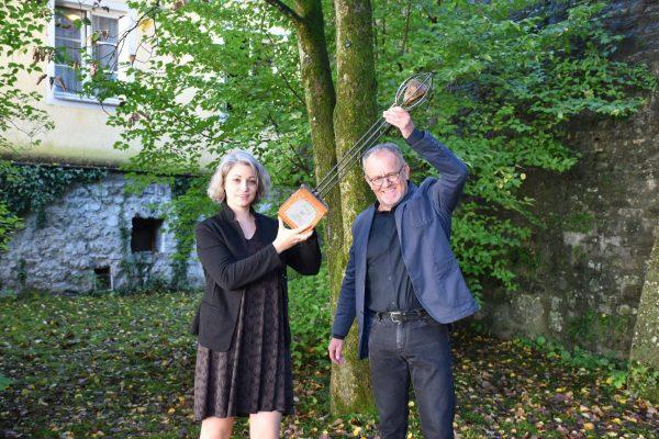 Preisträger in der Kategorie Bildung & Forschung_Holzcluster Salzburg mi...