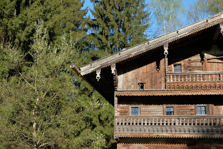 proHolz Salzburg altes Bauernholzhaus